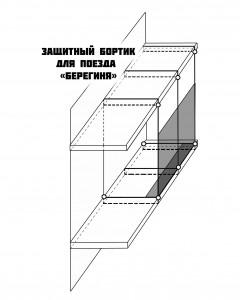 Берегиня-3стропы